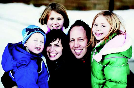 Peter Haas & Family