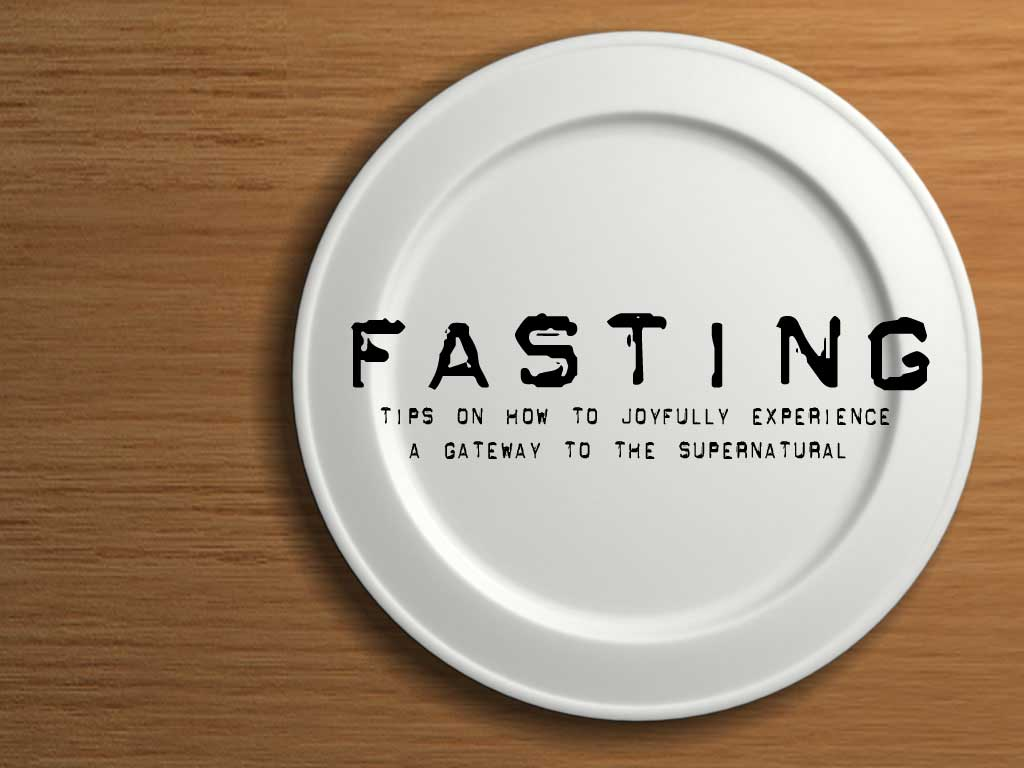 How to enjoy fasting!