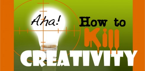 How Creative Teams Kill Creativity