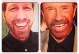 Peter & Chuck