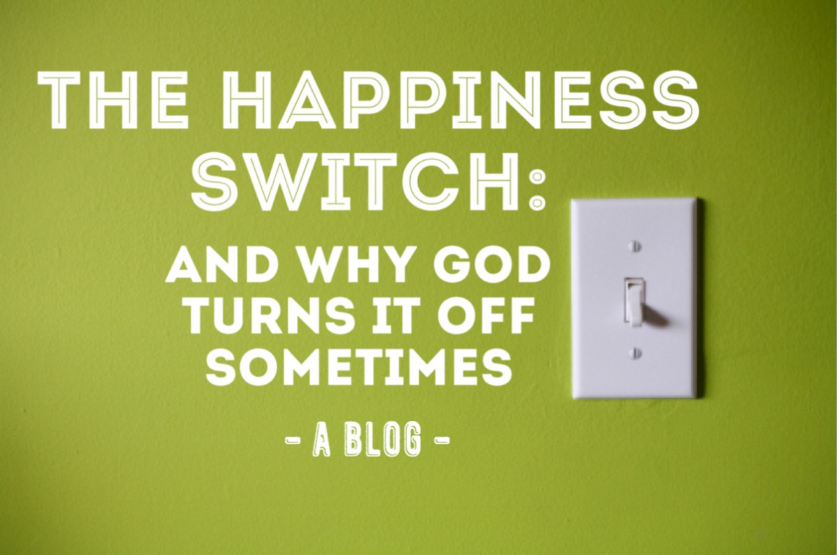 Does God have a Happiness Switch?