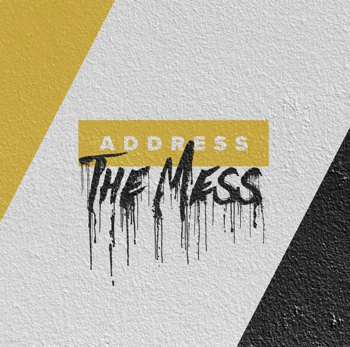 AddressTheMessLogo