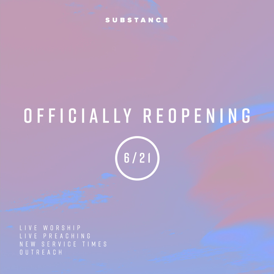 Official Reopening